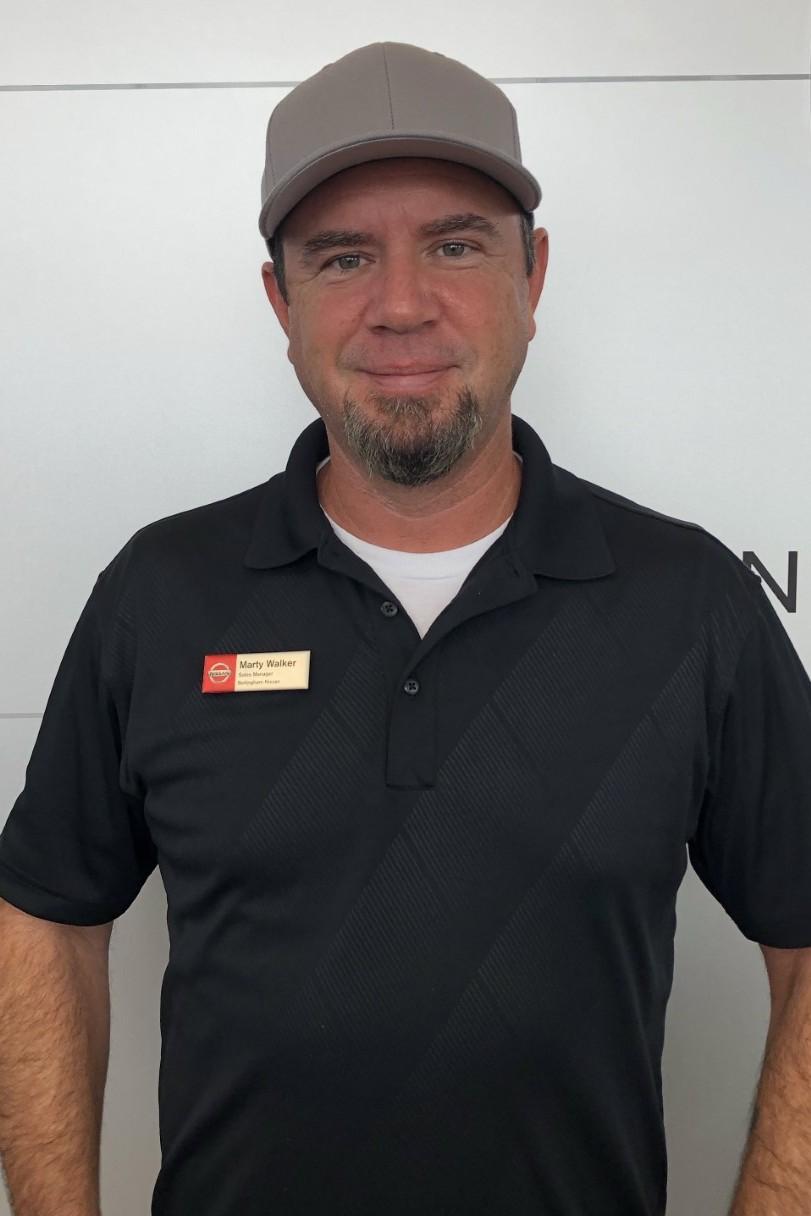 Marty Walker - Sales Manager