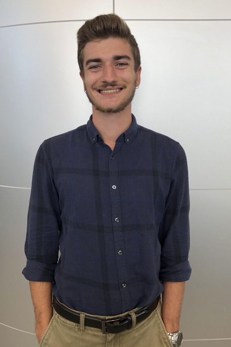 Liam Kinkead - Sales Consultant / Commercial