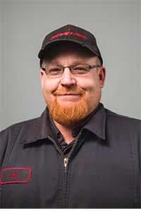 Tim Powell - Nissan Master Technician