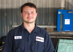 Dustin Coker - Lube Tech