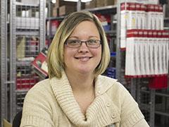Bobbie Britt - Parts Specialist
