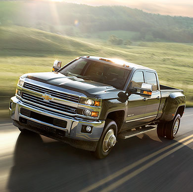 Dunning Motor Sales Chevrolet Silverado Image