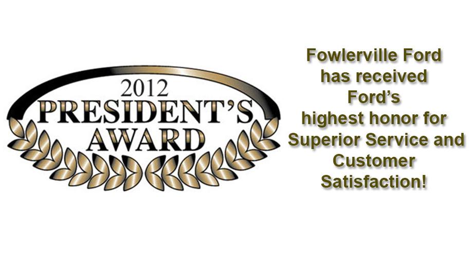 Ford Award