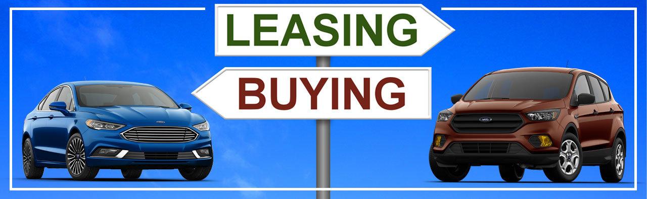 buying a car vs leasing