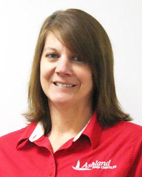 Barb Kauss - Parts Specialist