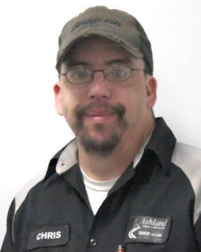 Chris Armata - Body Shop Technician