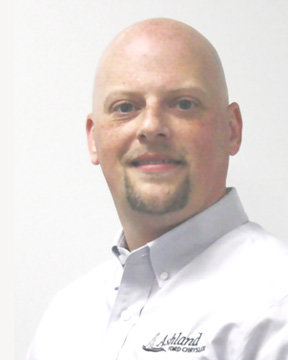 David Joyal - Sales Manager
