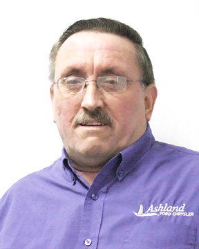 Greg Tobisch - Parts Manager