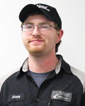 John Grant - Service Technician