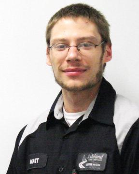 Matt Sveda - Body Shop Detailer