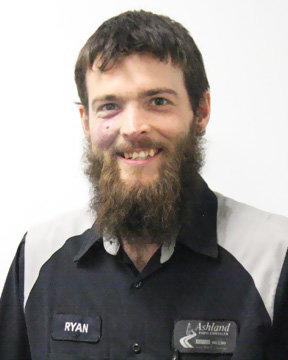 Ryan Harvey - Service Technician