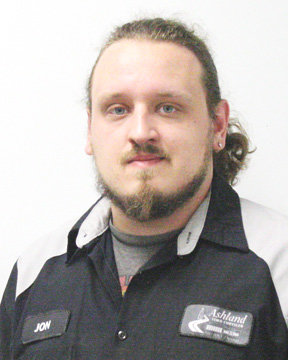 Jon Bates - Service Technician