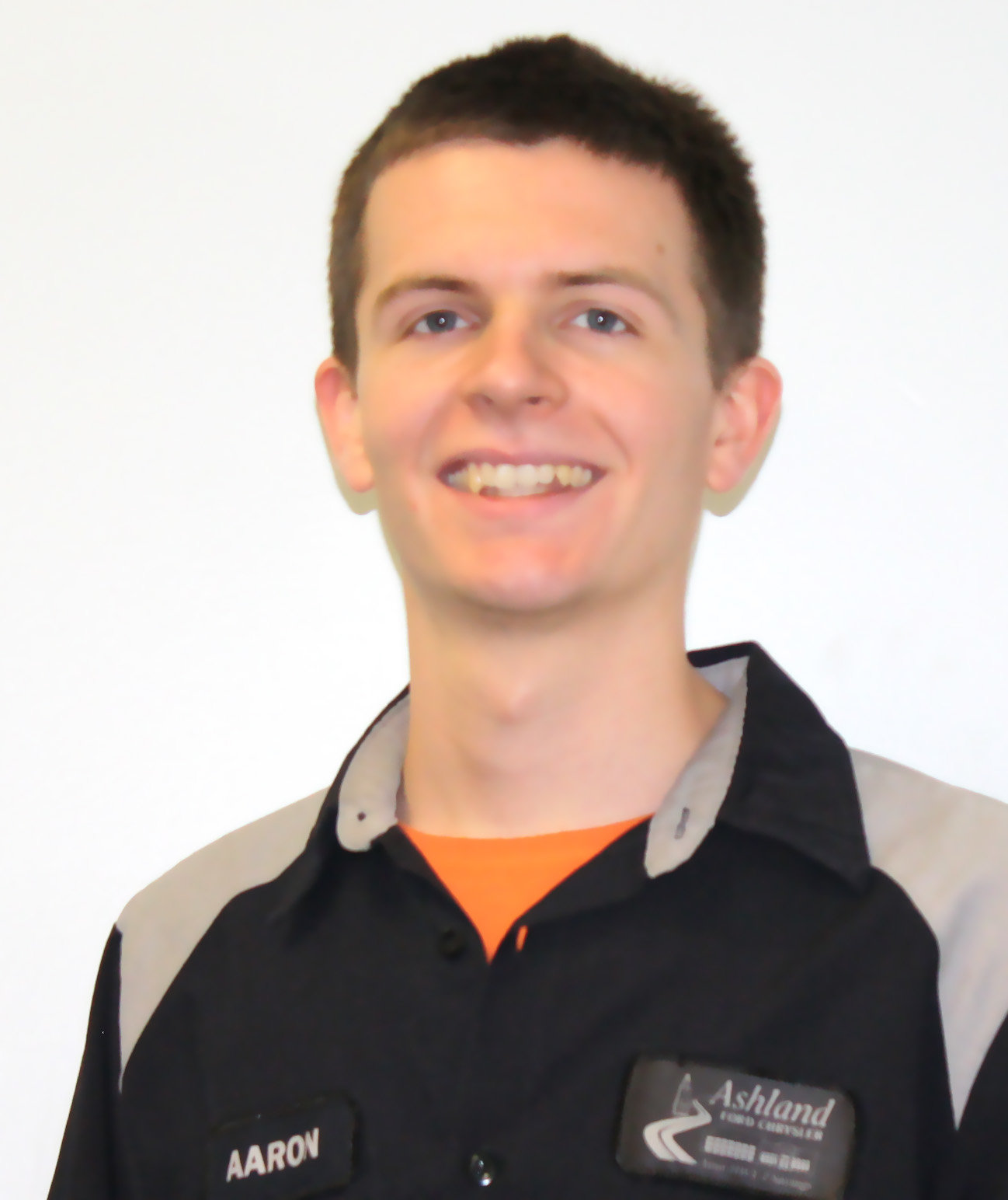 Aaron Tardiff - Body Shop Technician