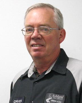 Chuck Anderson - Body Shop Technician