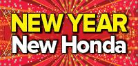 Honda Year End Clearance