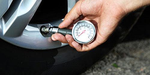 Tire Air Pressure