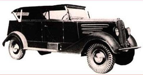 1934 Mitsubishi PX-33