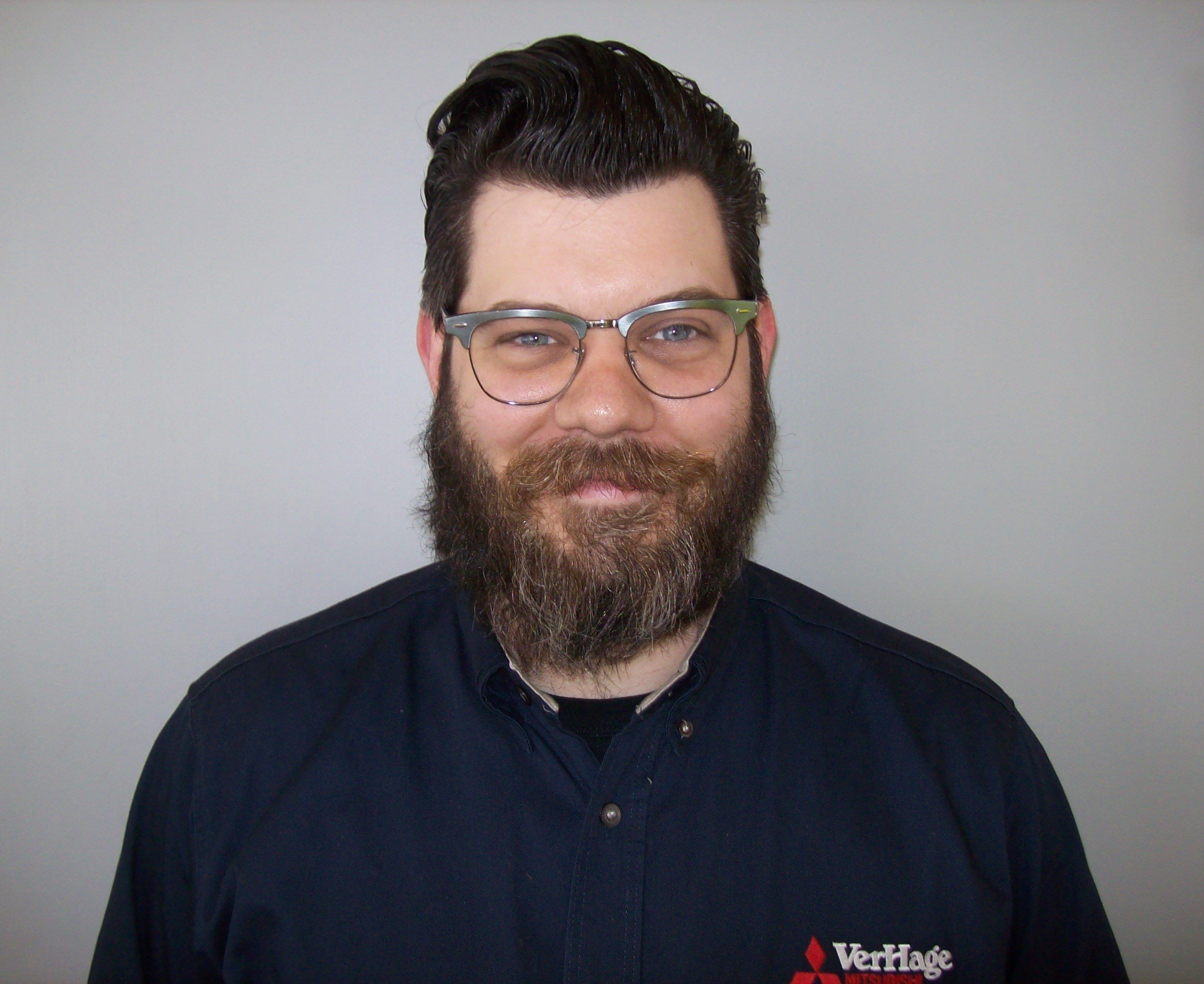 Josh Giebel - Accessory Parts Manager