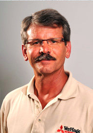 Blaine VerHage - Service / Parts Director