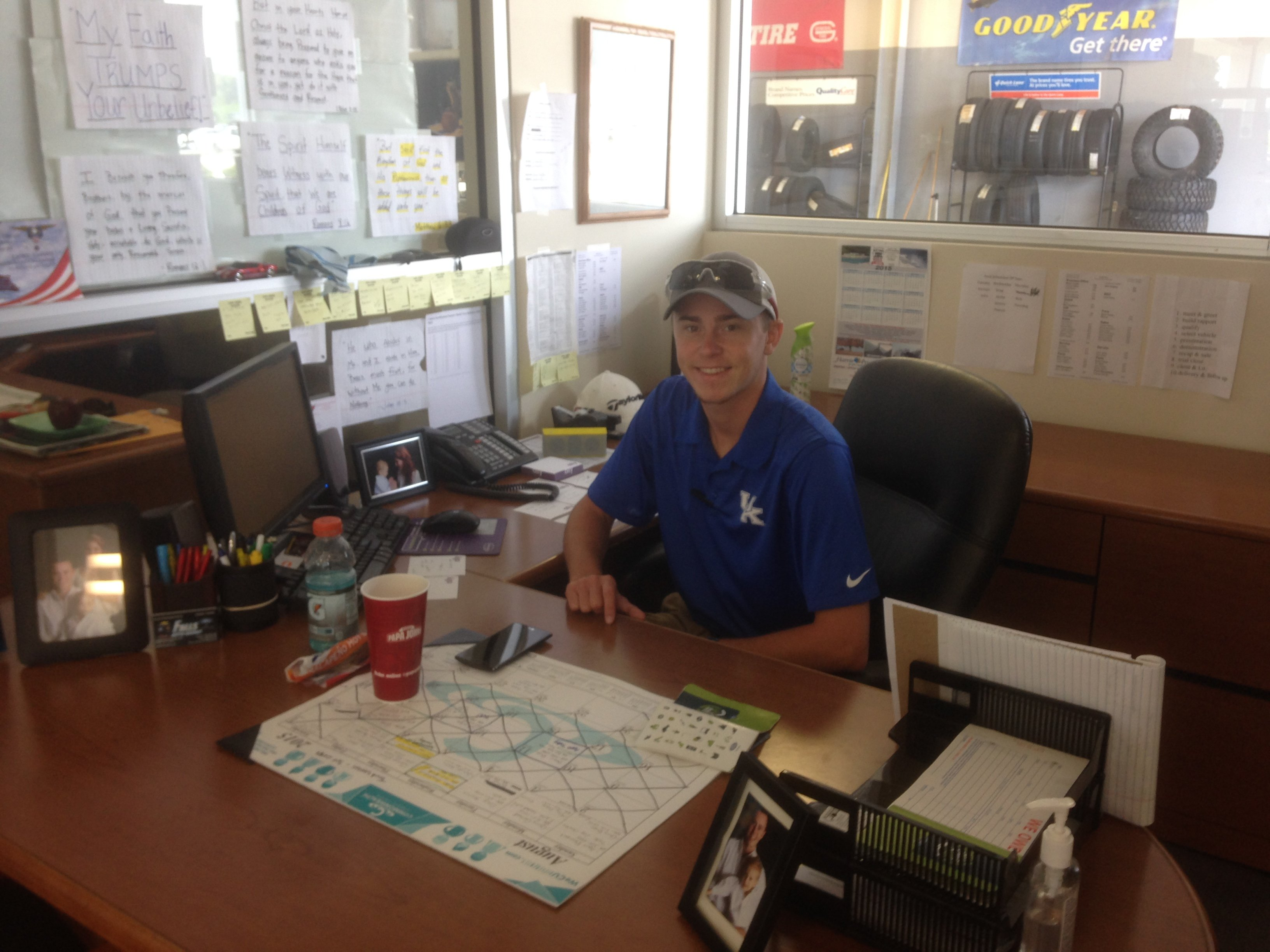 Jeremy Carnes - Ford Sales Consultant