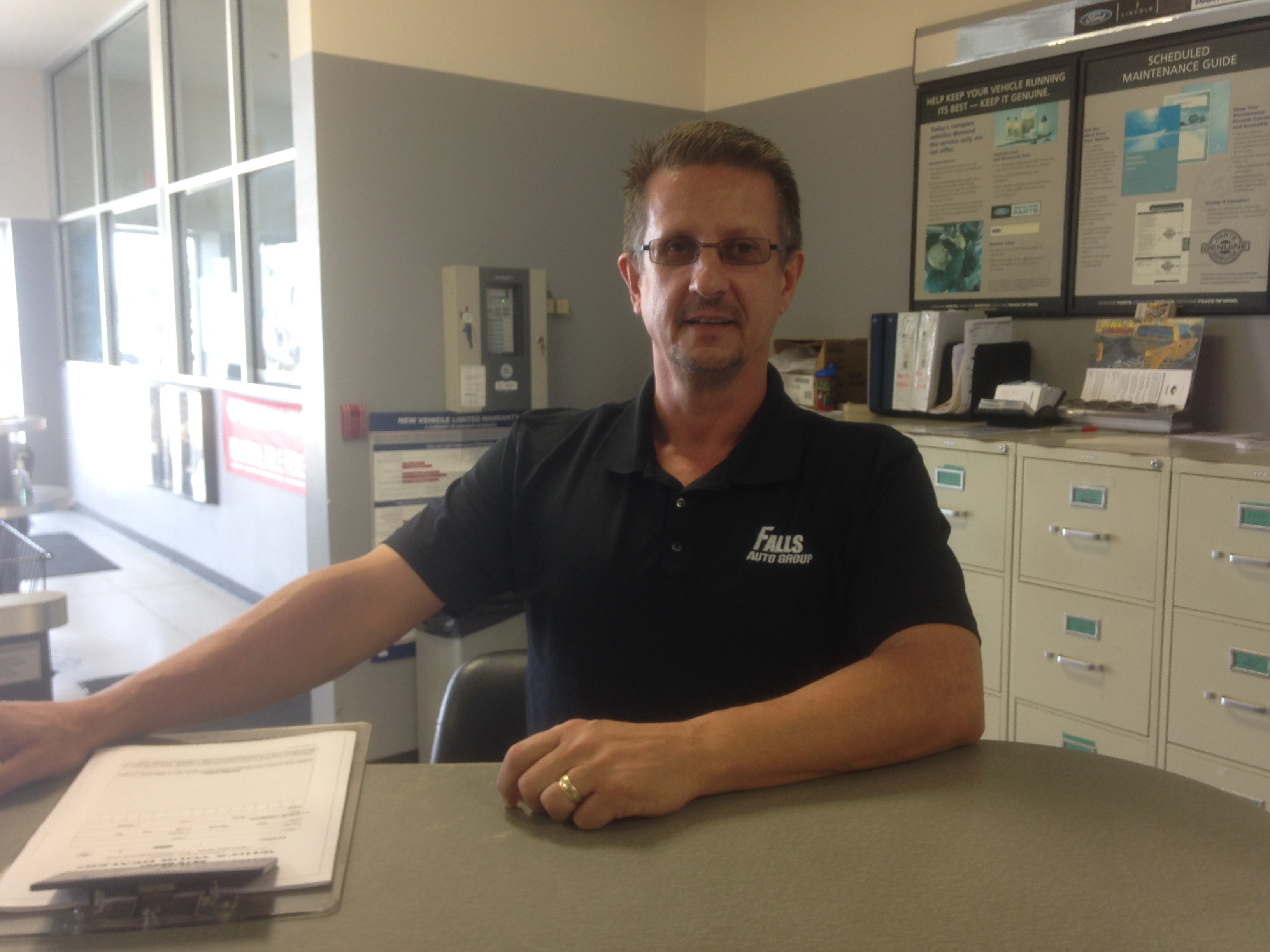 Terry Keith - Ford Service Advisor