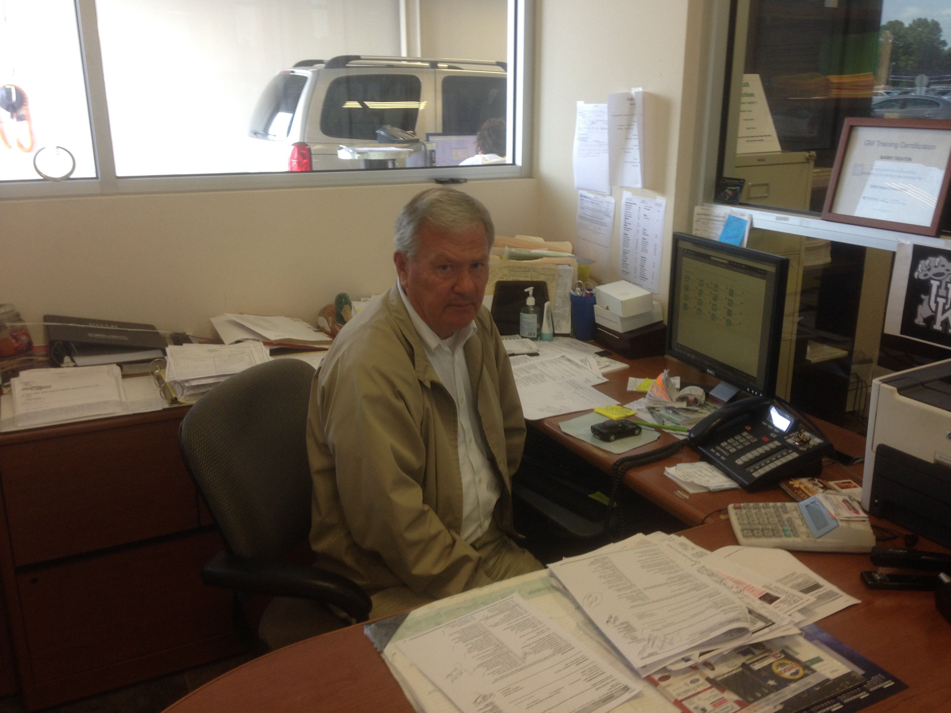Barry Deaton - GM Sales Consultant