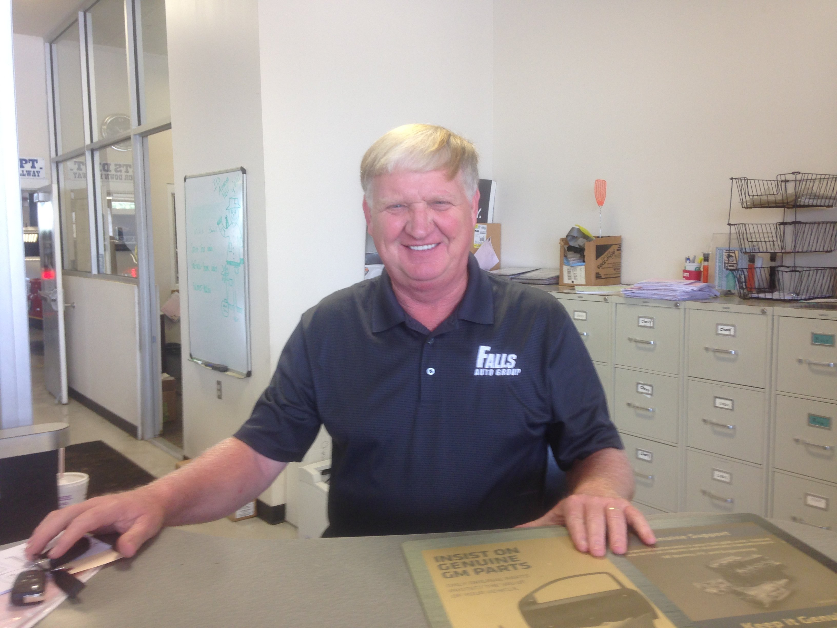 Larry Messer - GM Service Advisor