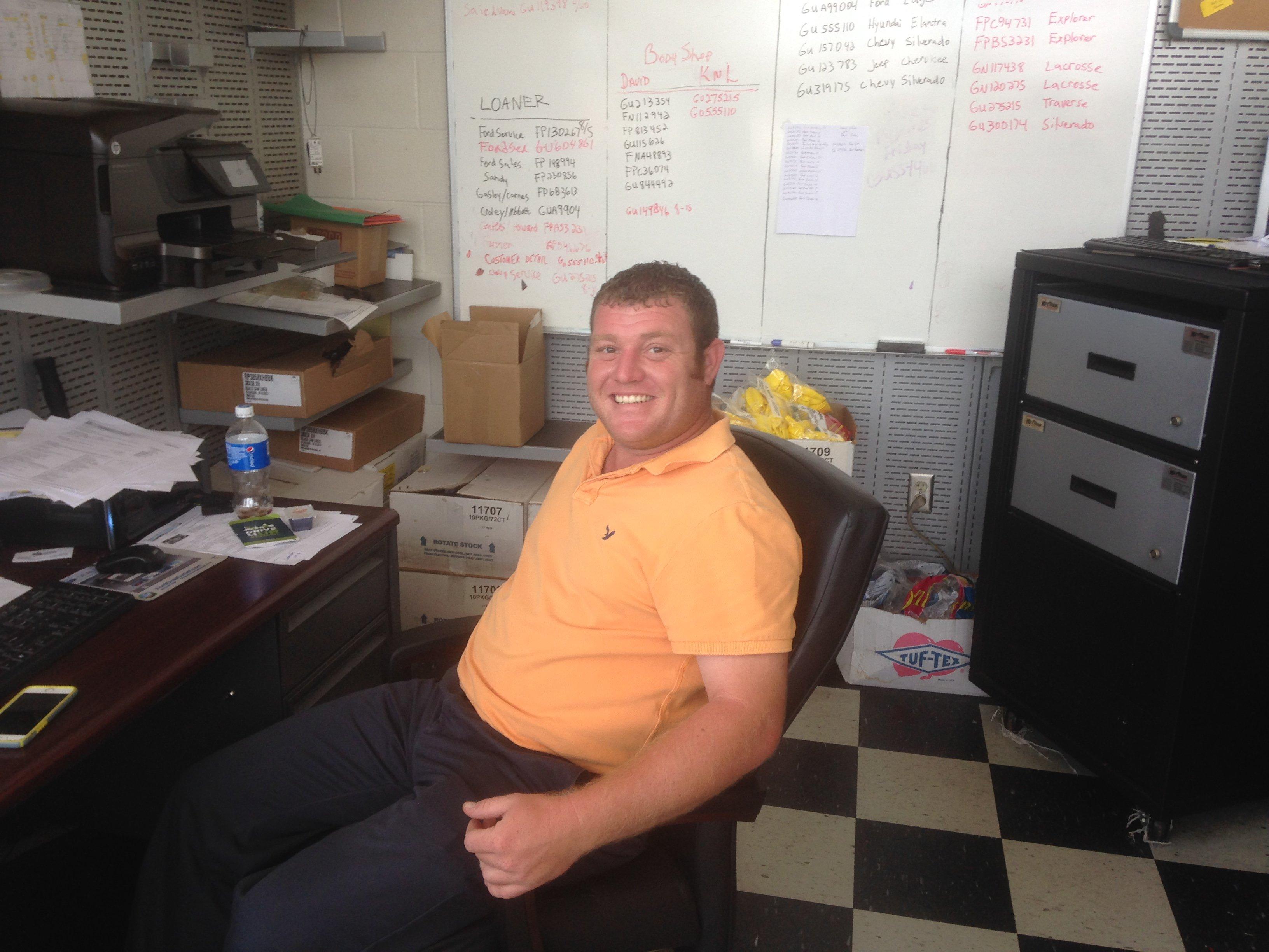 Matt Singleton - Used Car Manager