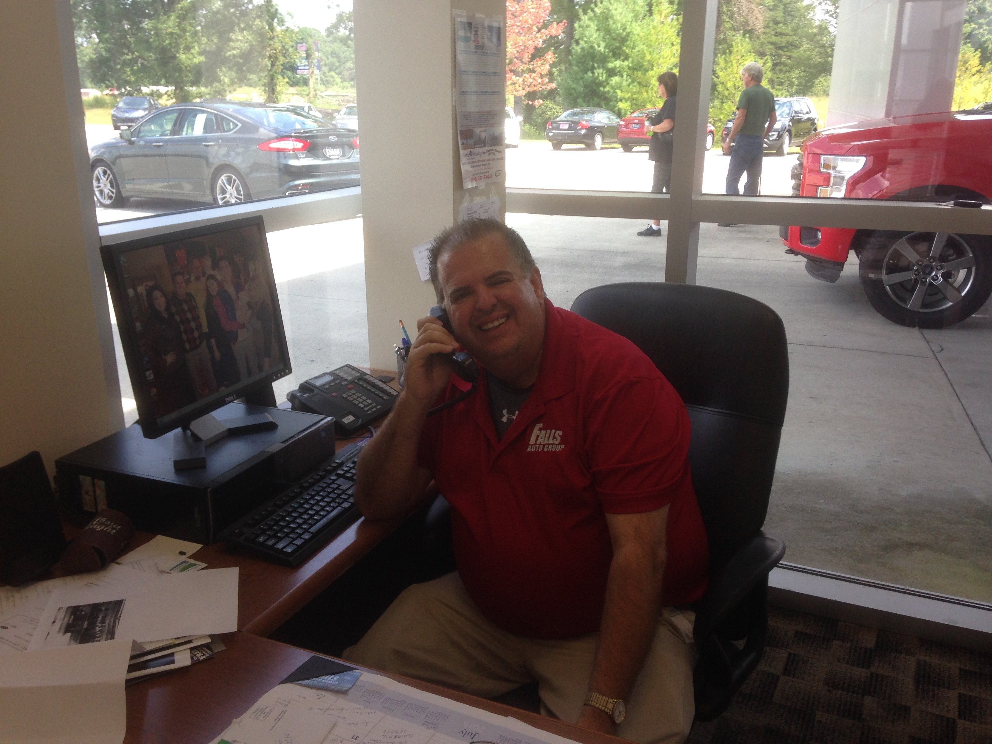 Kennon White - Ford Sales Consultant