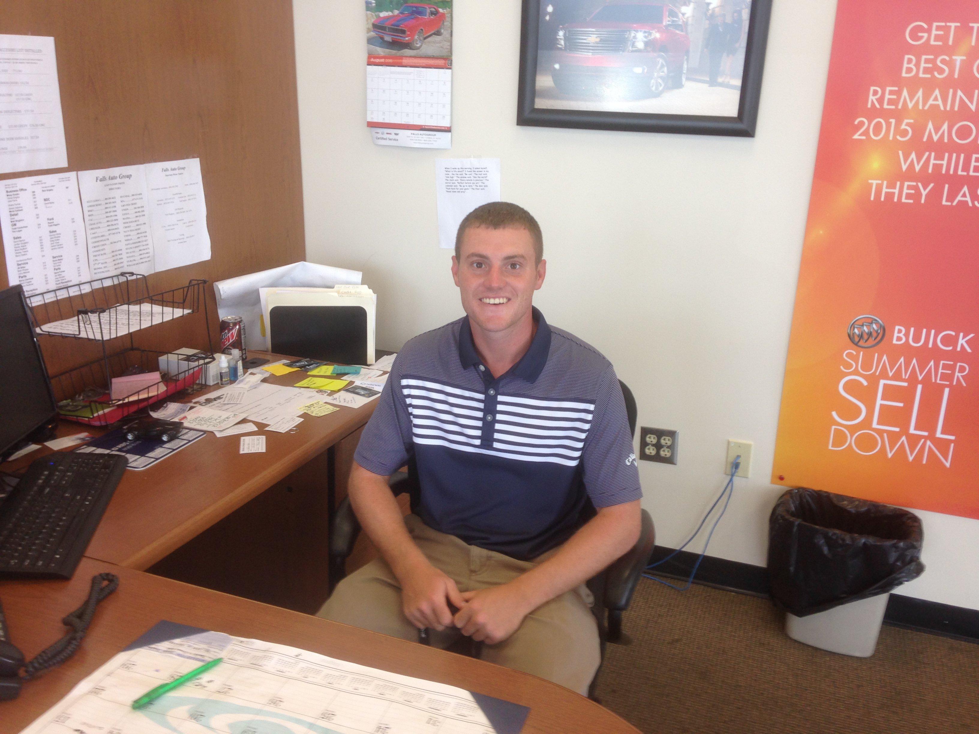 Jordy Singelton - GM Sales Consultant