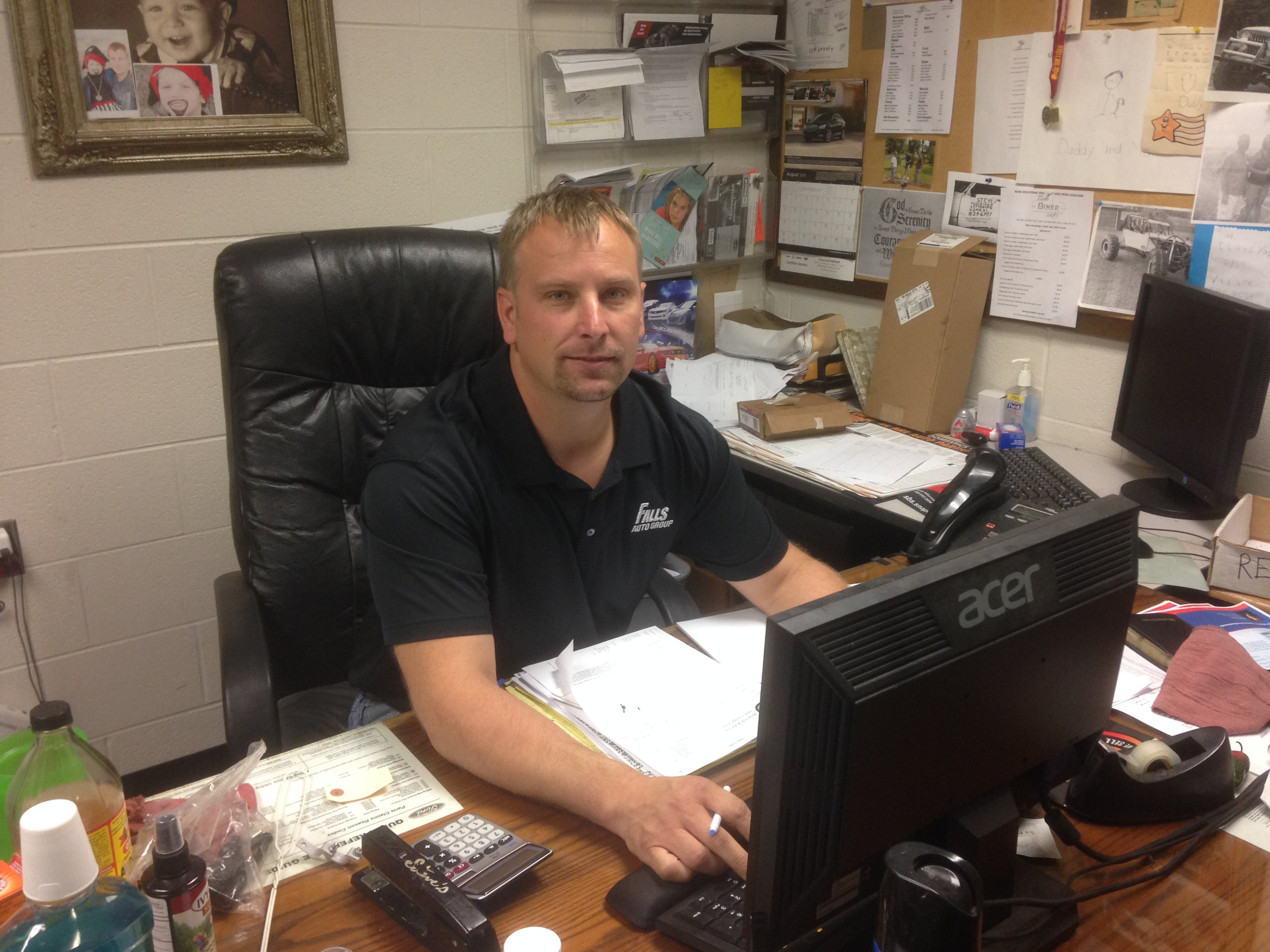 Steve Fulmer - Ford Parts Manager