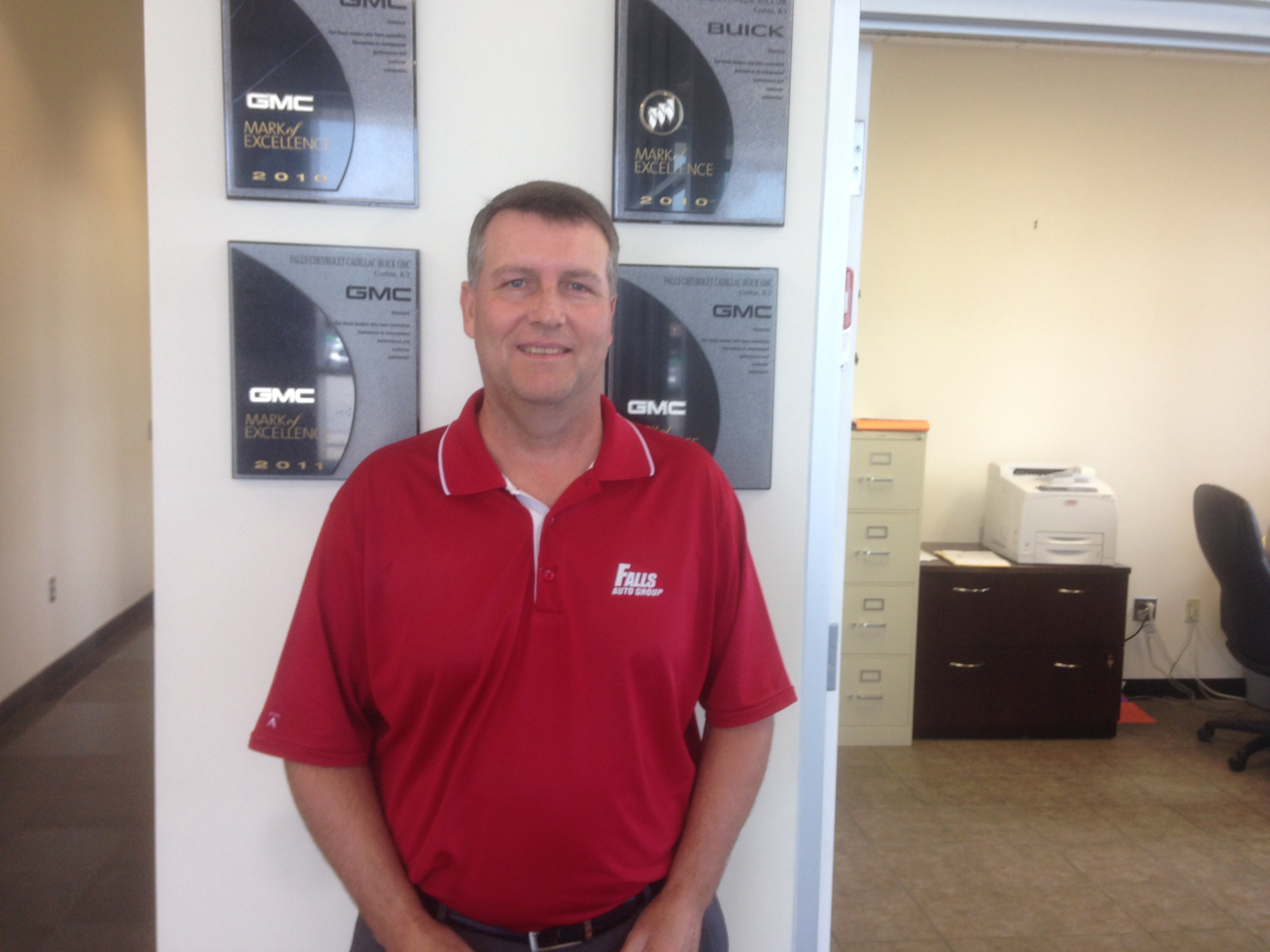 Rich Grigsby - General Manager