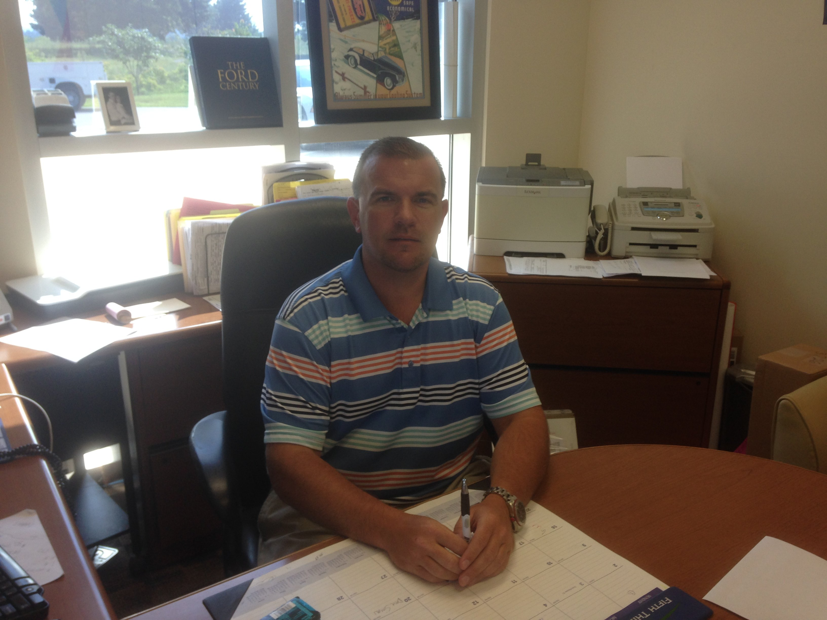 Todd Higgins - Ford Sales Consultant