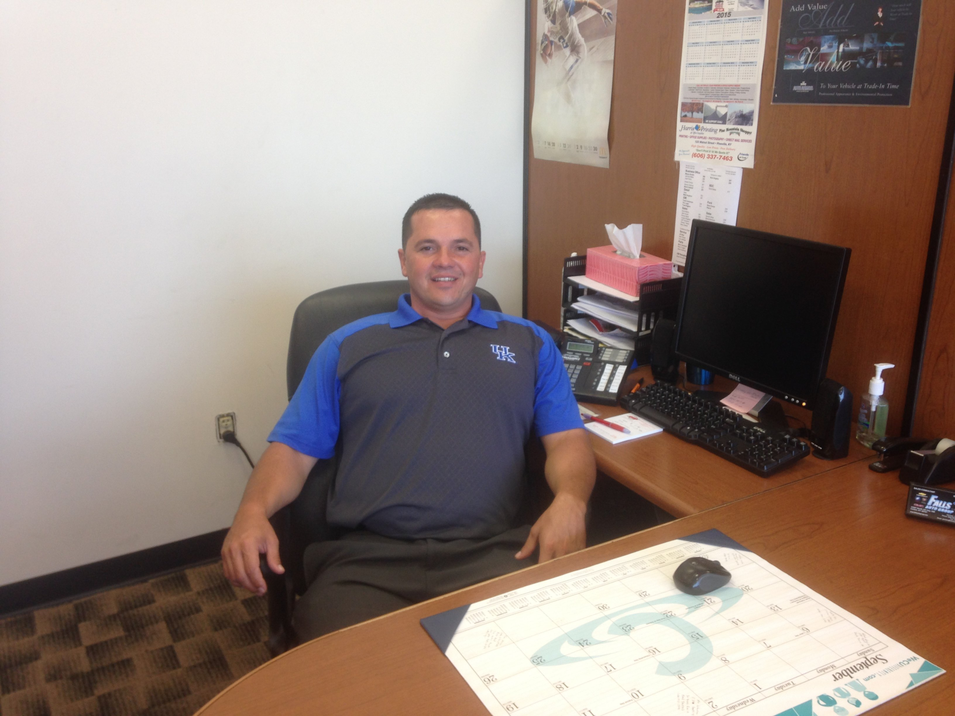 Greg Hollan - Ford Sales Consultant