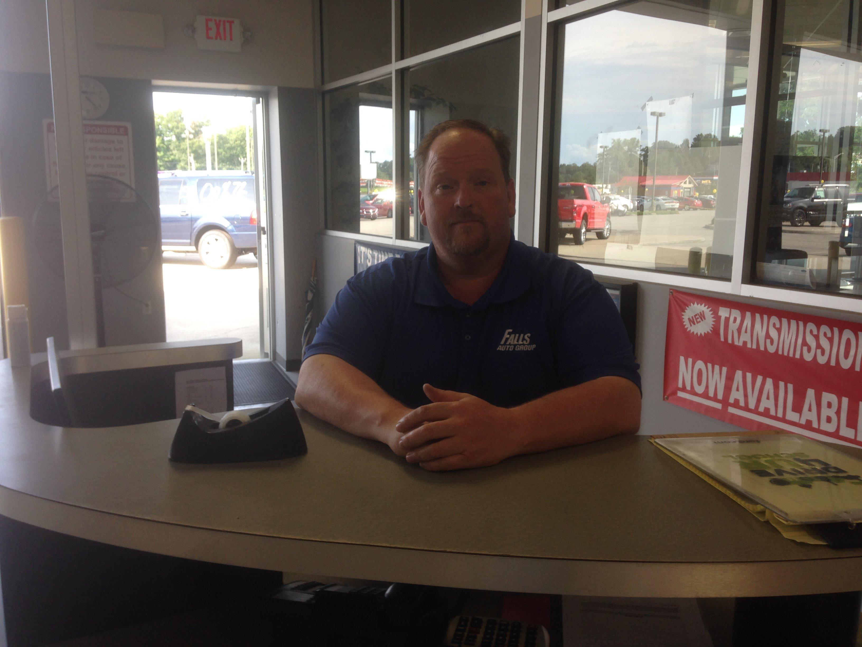 Ed Carter - Ford Service Advisor