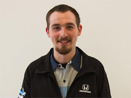 Anthony Zeller - Honda Technician