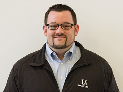 Brett Adkins - Pre-Owned Assistant Sales Manager