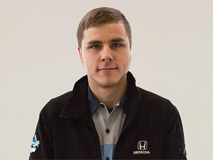 Chris Russell - Express Service Technician