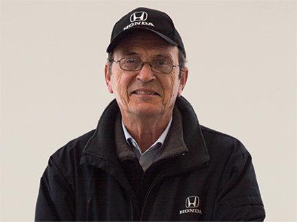 Jack McCarl - Shuttle Driver