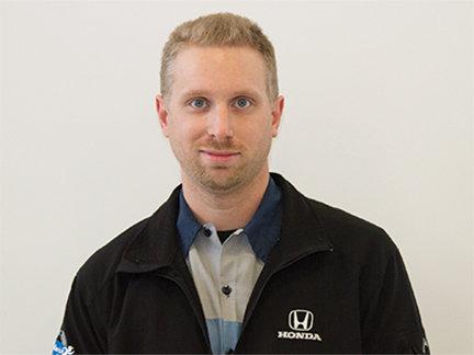 Jonathan Polderman - Honda Master Technician