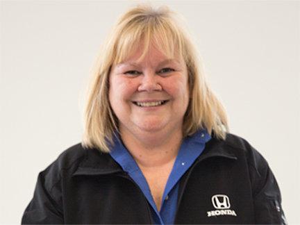 Karen Horner - Assistant Office Manager