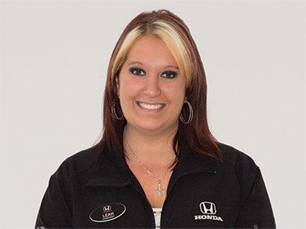 Leah Channdonnet - Honda Receptionist