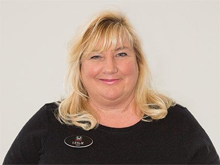 Leslie Davis - Finance Manager