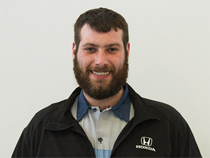 Ron Epplett - Honda Technician