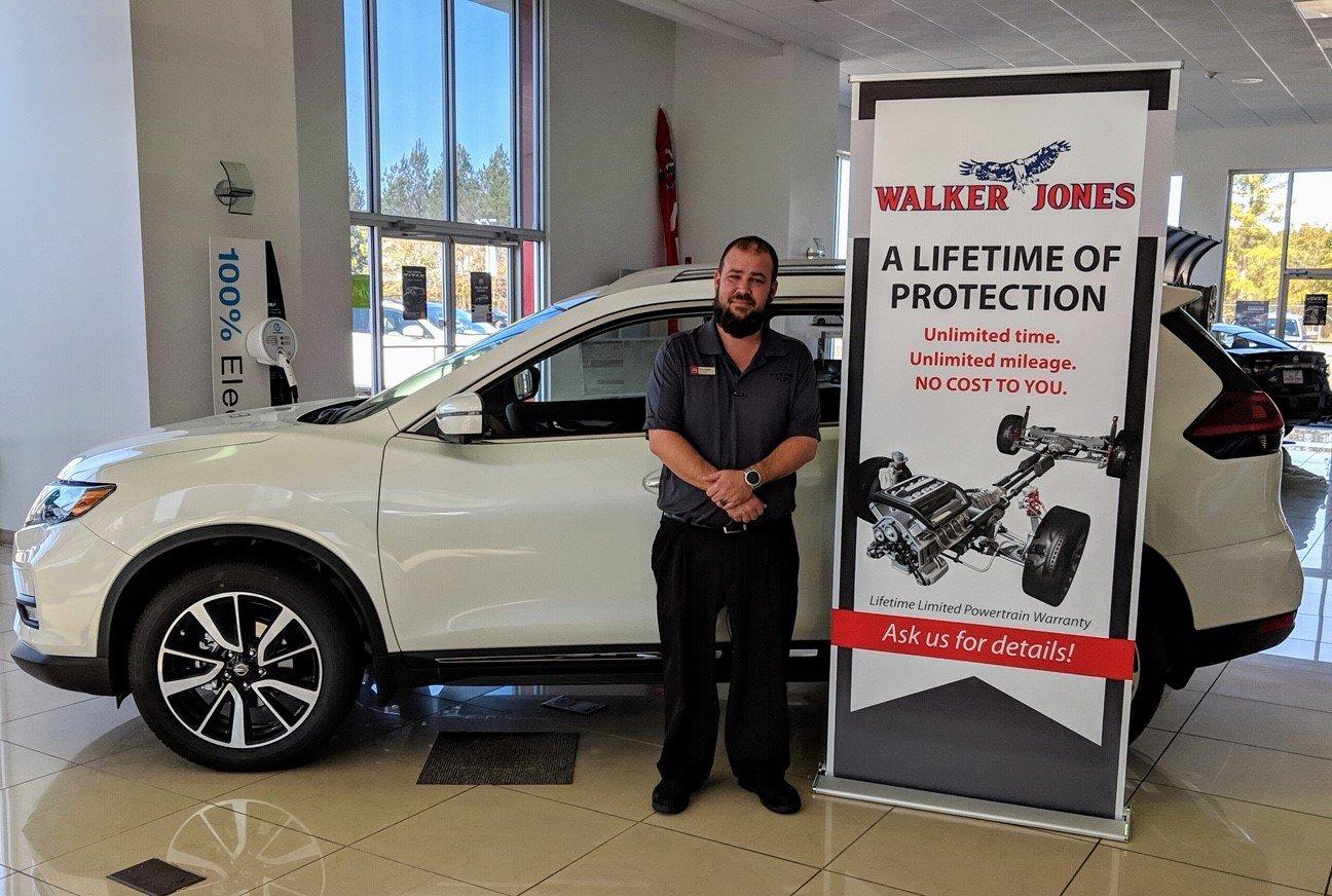 Clint Walker - Nissan Sales Advisor