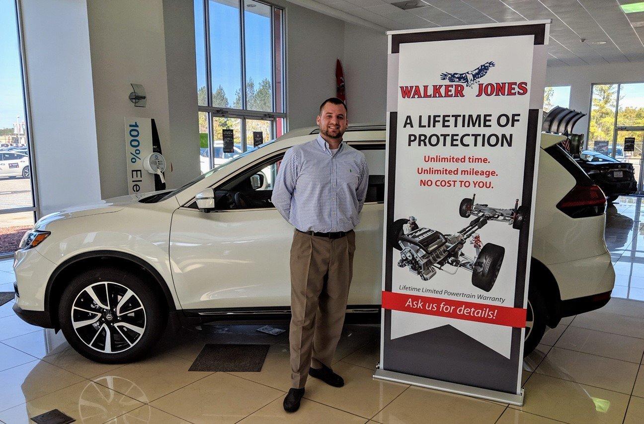 Frank Schreiber - Nissan Sales Manager