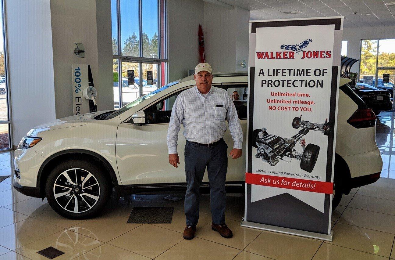 Frankie Barnett - Nissan Sales Advisor