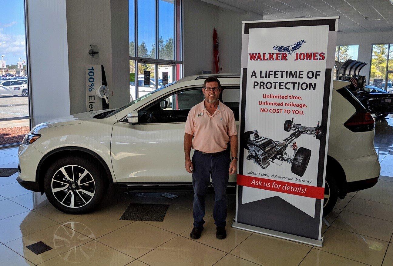 Kenny Mock - Nissan Sales Advisor