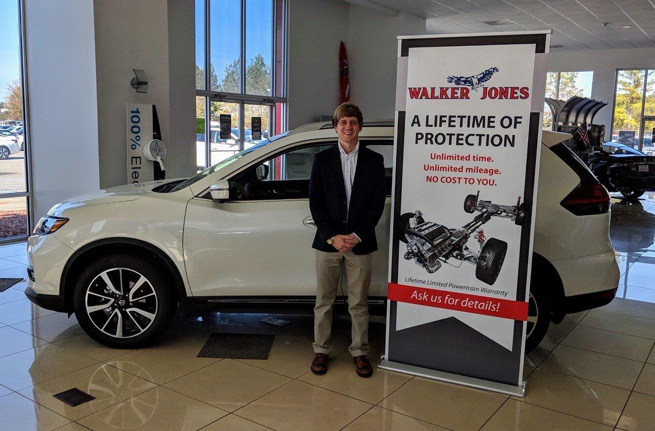 Logan Taylor - Nissan Sales Advisor