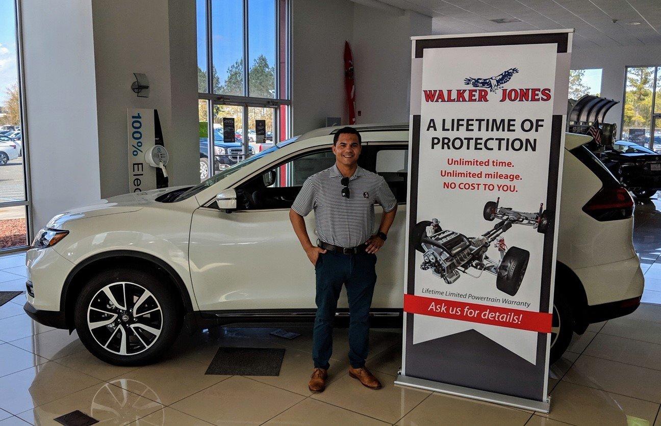 Ryan Stephens - Nissan Sales Advisor